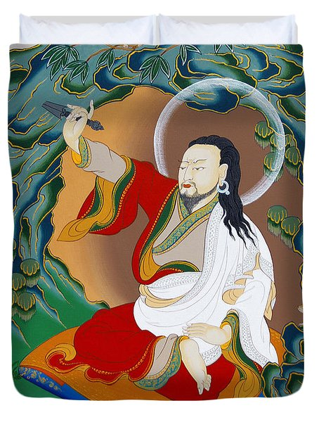 Nubchen Sangye Yeshe Duvet Cover