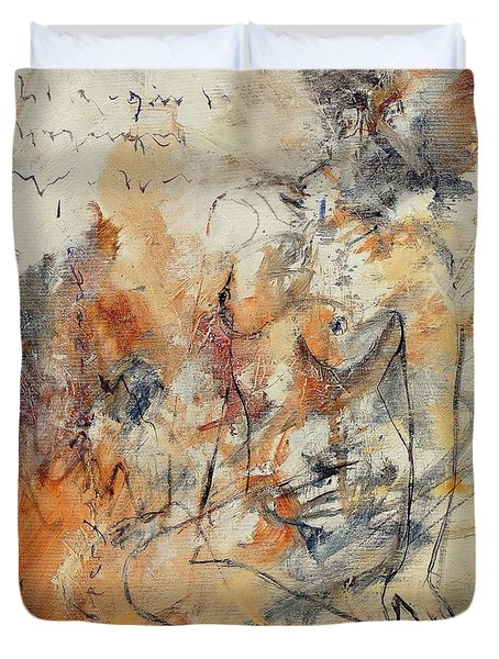 Nude 679070 Duvet Cover by Pol Ledent