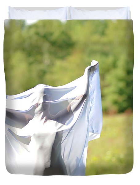 Spirit Like Duvet Cover
