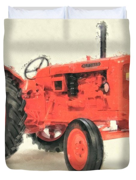 Nuffield Tractor Duvet Cover