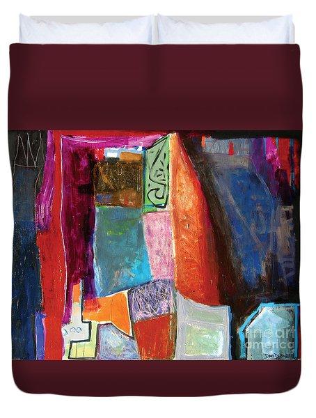 La Nuit Duvet Cover