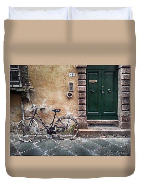 Number 49 Duvet Cover