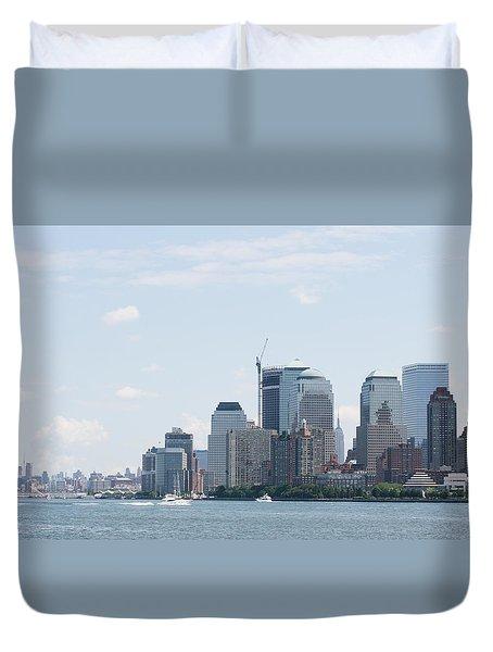 NY Duvet Cover