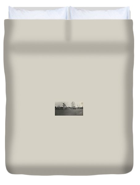 N.y. Worlds Fair 2 Duvet Cover
