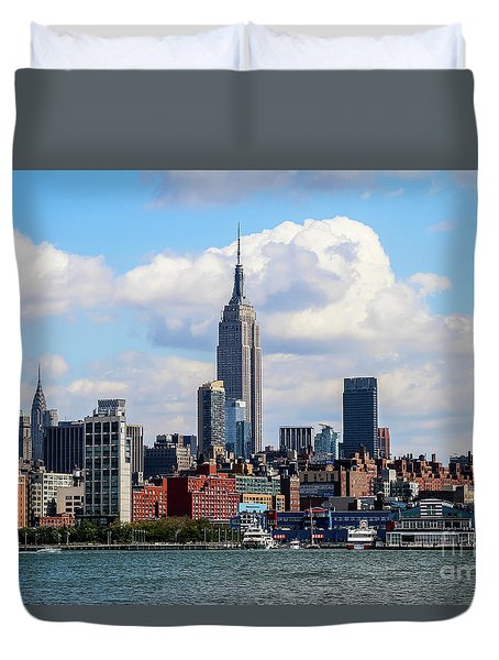 Nyc Westside Duvet Cover
