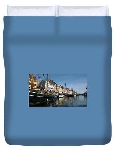 Nyhaven Duvet Cover