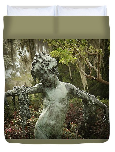 Wood Nymph Duvet Cover