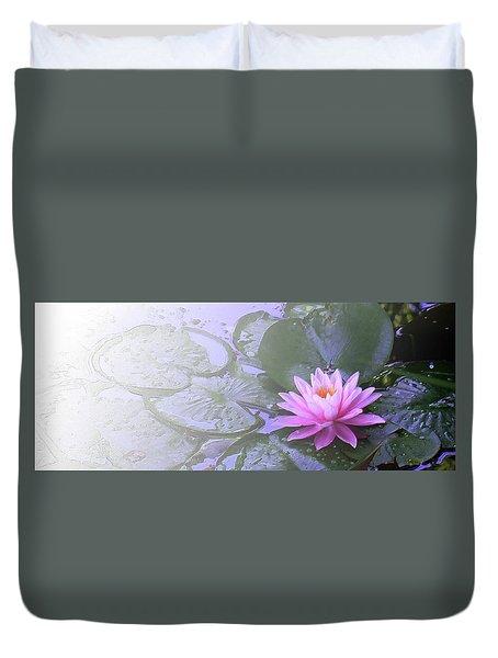 Nz Lily Duvet Cover