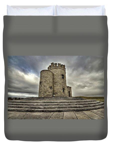 O Brien's Tower Duvet Cover