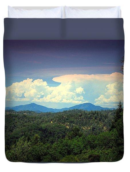 Oakrun Thunderstorm Duvet Cover