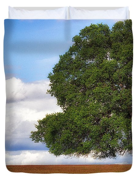 Oaktree Duvet Cover