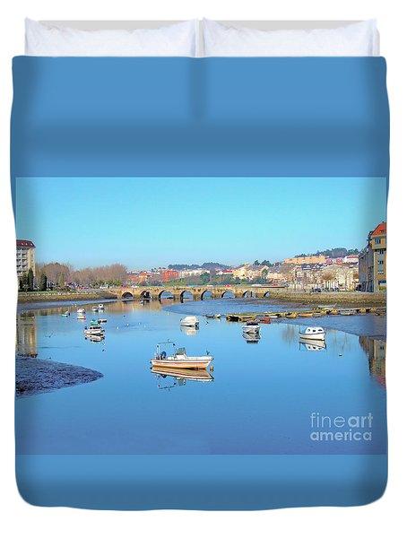 O'burgo River Duvet Cover