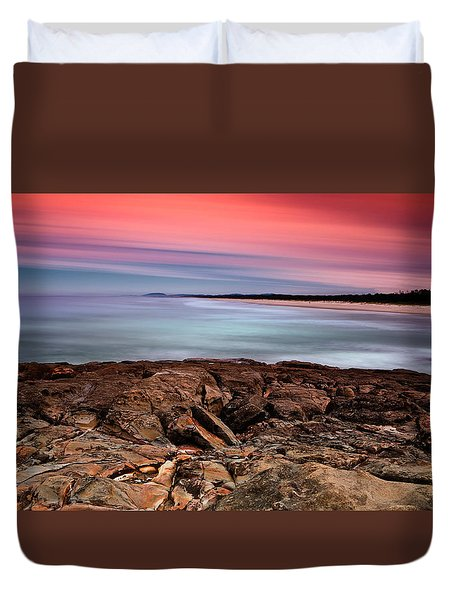 Ocean Beauty 6666 Duvet Cover