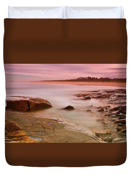 Ocean Beauty 801 Duvet Cover