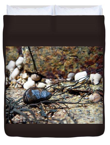 Ocean Blue Duvet Cover
