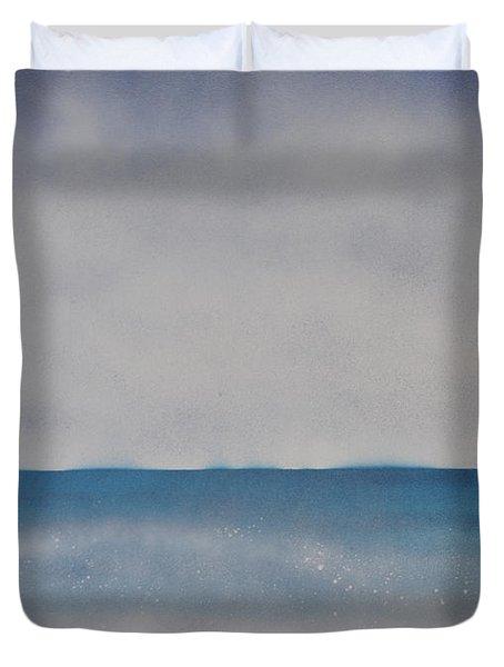 Ocean Breathe Duvet Cover
