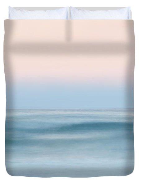 Ocean Calling Duvet Cover by Az Jackson