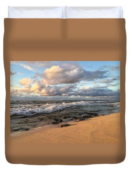 Ocean Calm Duvet Cover