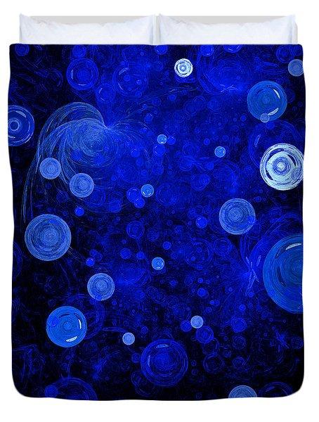 Ocean Gems Duvet Cover