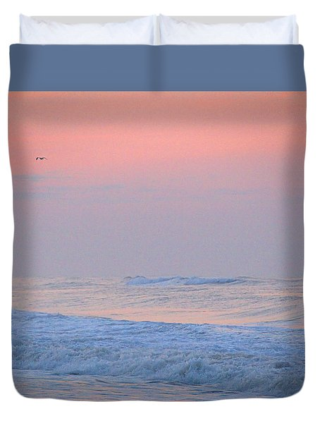 Ocean Peace Duvet Cover