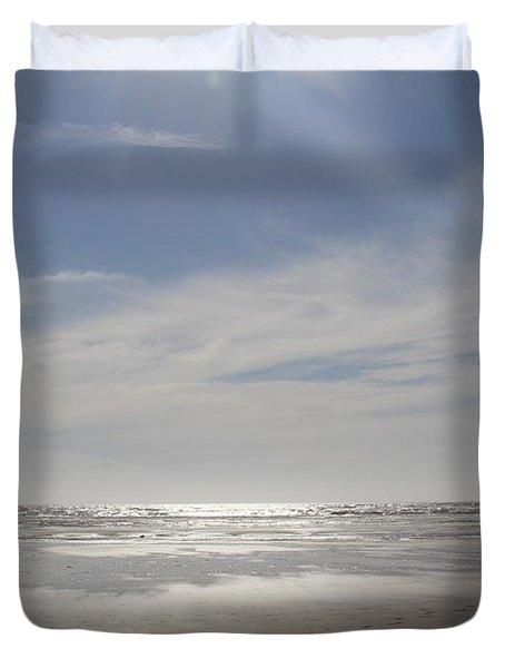 Ocean Shores Duvet Cover