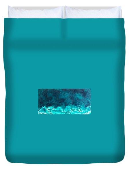 Ocean Storm Duvet Cover