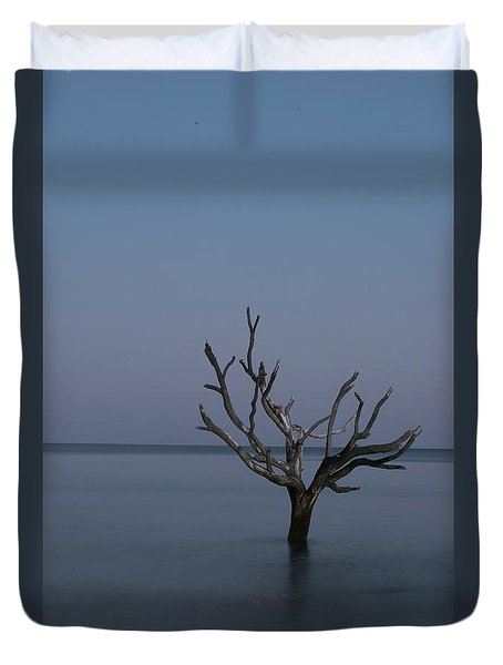Ocean Tree Duvet Cover