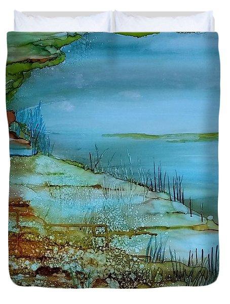 Ocean View Duvet Cover
