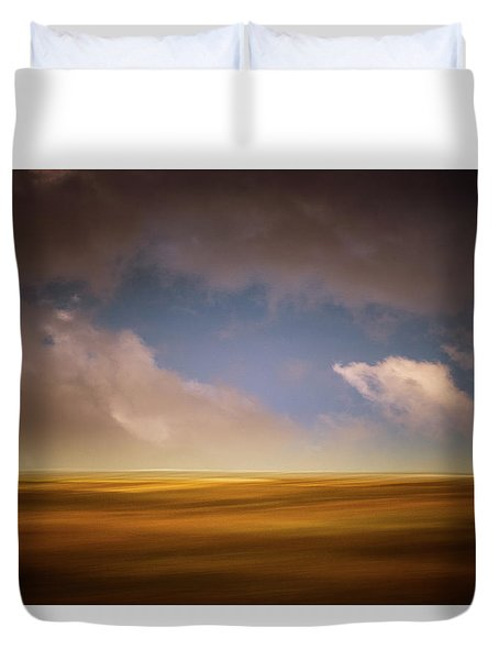 October Afternoon Duvet Cover