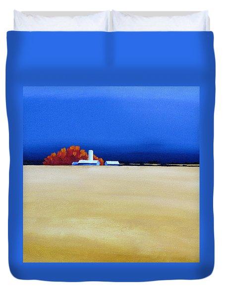 October Fields Duvet Cover