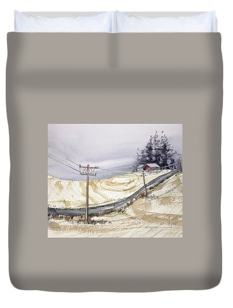 Odell Road Duvet Cover