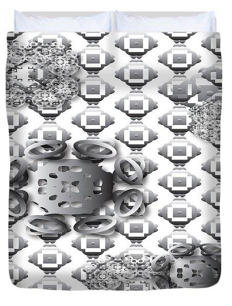 Odyssey Duvet Cover by J Riley Johnson