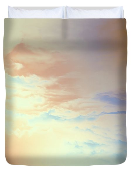 Of Heaven Duvet Cover