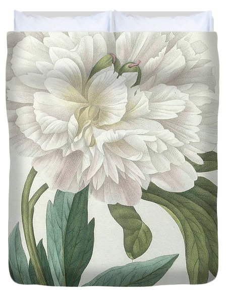 Official Peony Duvet Cover