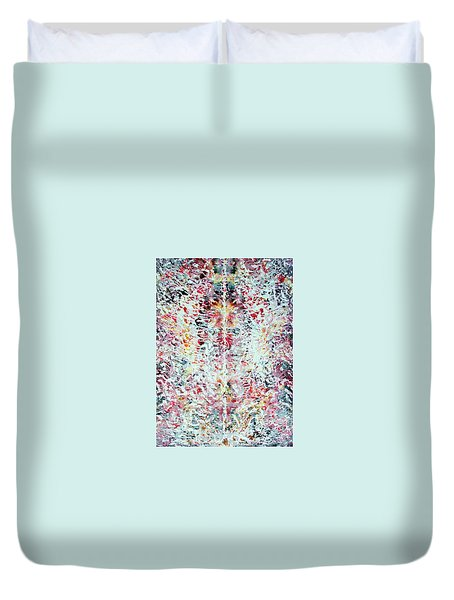 10-offspring While I Was On The Path To Perfection 10 Duvet Cover