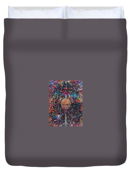 11-offspring While I Was On The Path To Perfection 11 Duvet Cover