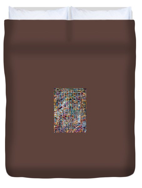 13-offspring While I Was On The Path To Perfection 13 Duvet Cover