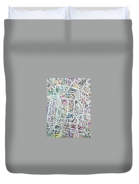 16-offspring While I Was On The Path To Perfection 16 Duvet Cover