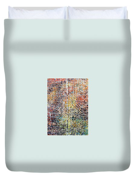 19-offspring While I Was On The Path To Perfection 19 Duvet Cover