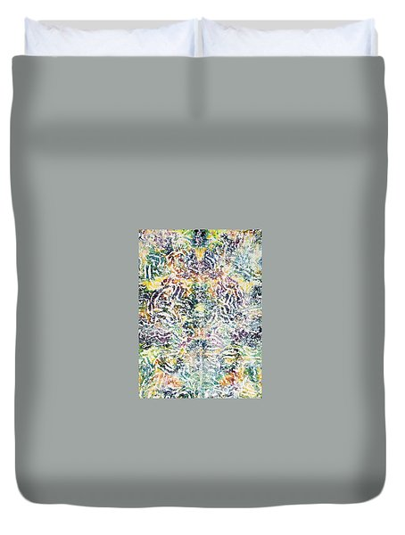 20-offspring While I Was On The Path To Perfection 20 Duvet Cover