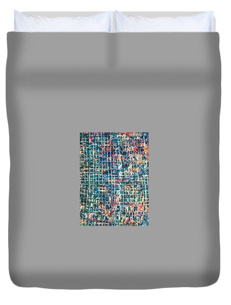 21-offspring While I Was On The Path To Perfection 21 Duvet Cover