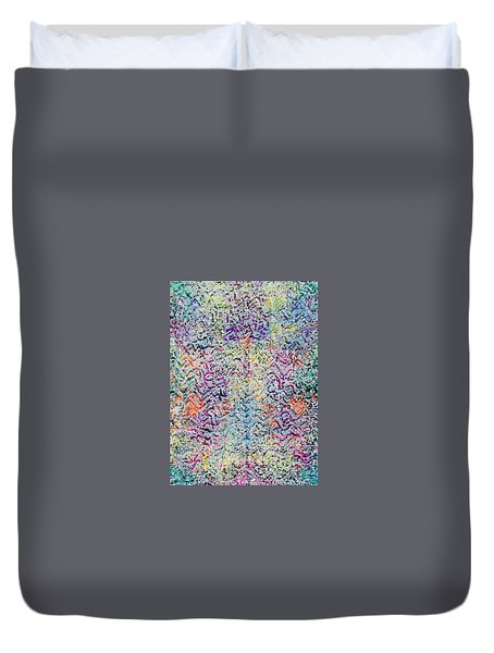22-offspring While I Was On The Path To Perfection 22 Duvet Cover