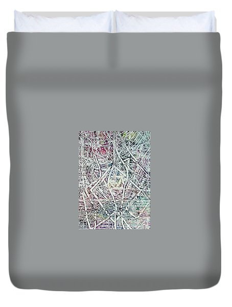 24-offspring While I Was On The Path To Perfection 24 Duvet Cover