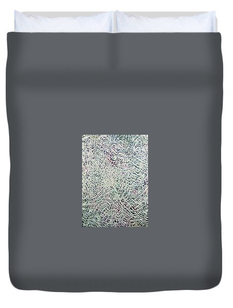 28-offspring While I Was On The Path To Perfection 28 Duvet Cover