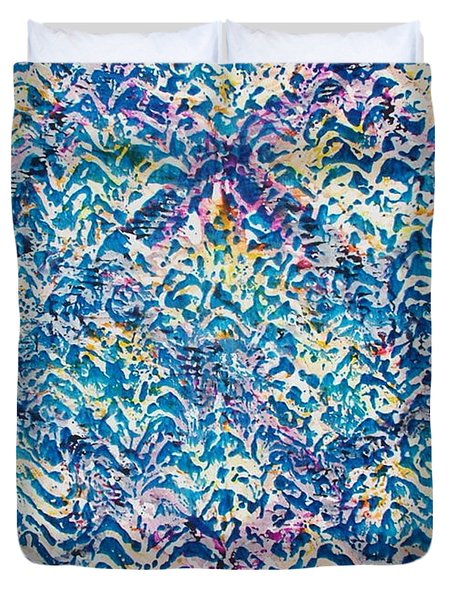 32-offspring While I Was On The Path To Perfection 32 Duvet Cover