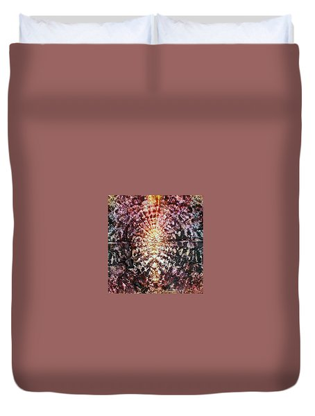 35-offspring While I Was On The Path To Perfection 35 Duvet Cover