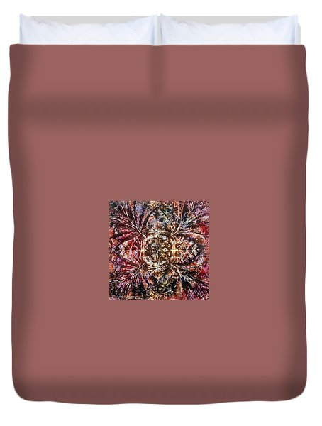 36-offspring While I Was On The Path To Perfection 36 Duvet Cover