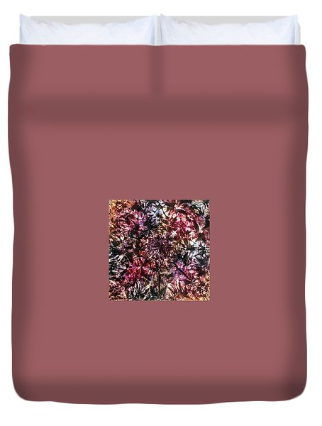 37-offspring While I Was On The Path To Perfection 37 Duvet Cover