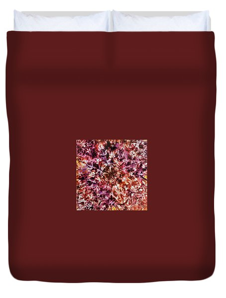 38-offspring While I Was On The Path To Perfection 38 Duvet Cover