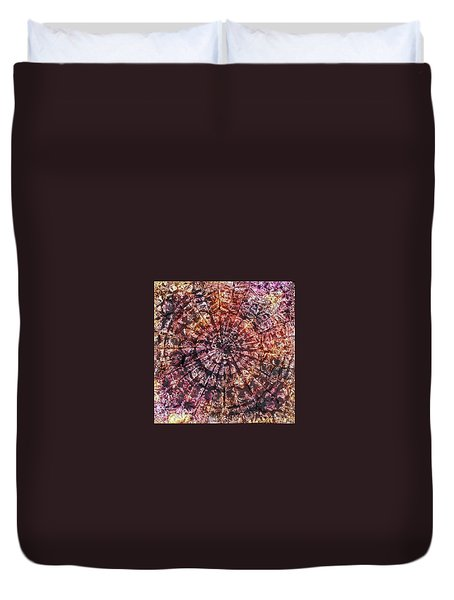 40-offspring While I Was On The Path To Perfection 40 Duvet Cover